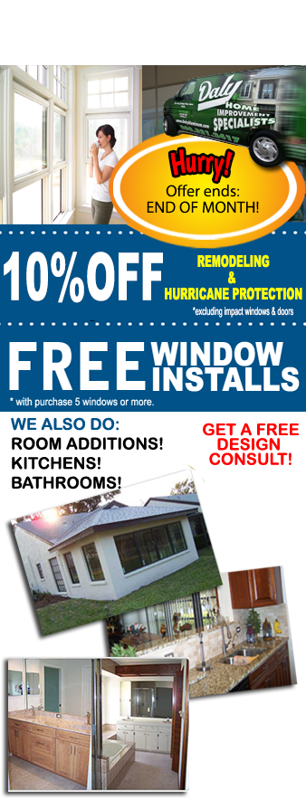 Replacement Windows Palm Harbor